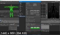 Autodesk MotionBuilder 2019.0.1