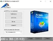 AOMEI Partition Assistant v8.5 RePack by D!akov