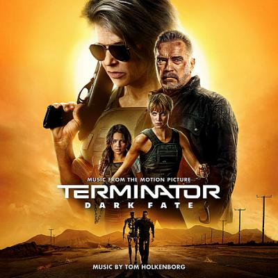 Tom Holkenborg - Terminator: Dark Fate [Music From The Motion Picture] (2019) FLAC