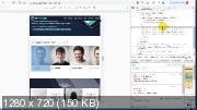 Скачать HTML5, CSS3, FlexBox верстка сайтов с нуля. Видеокурс (2019)