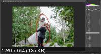 Популярный эффект на фото. Как  добавить фотографии динамики и объёма (2019) HDRip
